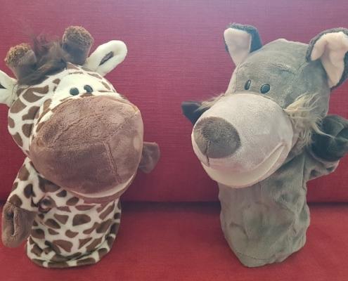 Comunicazione Non Violenta: giraffa e sciacallo