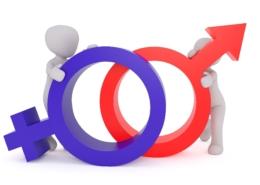 stereotipi di genere - simboli maschile femminile