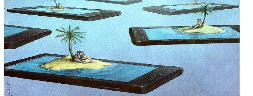 connessi e soli isole